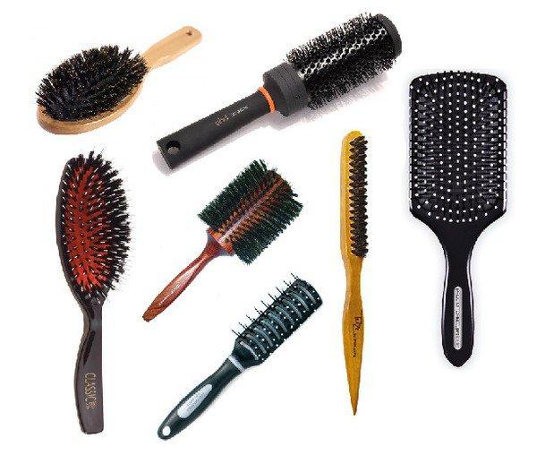 Расческа будущего, или как правильно выбрать щетку для волос
