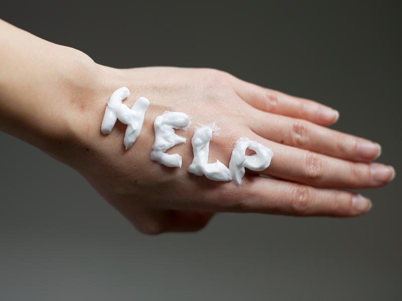 Сухие морщинистые руки что делать