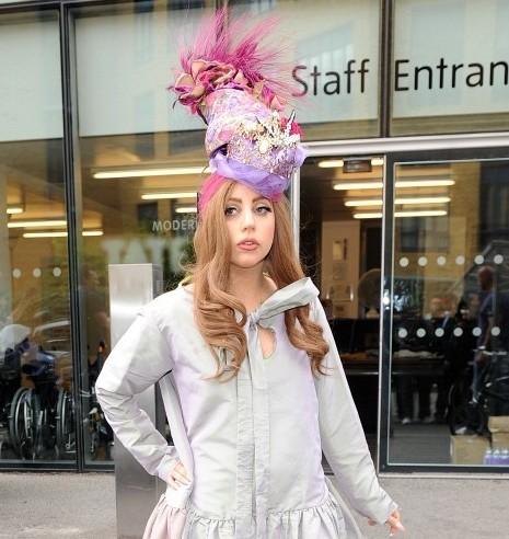 Леди Гага - законодатель моды