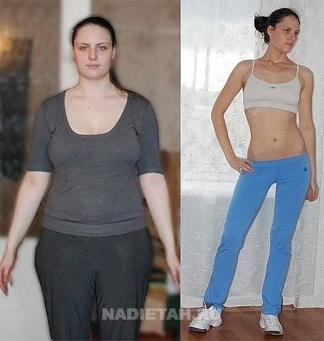 Похудеть с чего начать