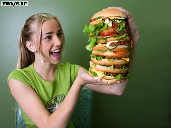 Почему у беременных зверский аппетит 56