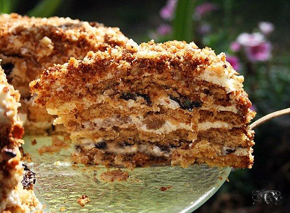 Торт объеденье с фото
