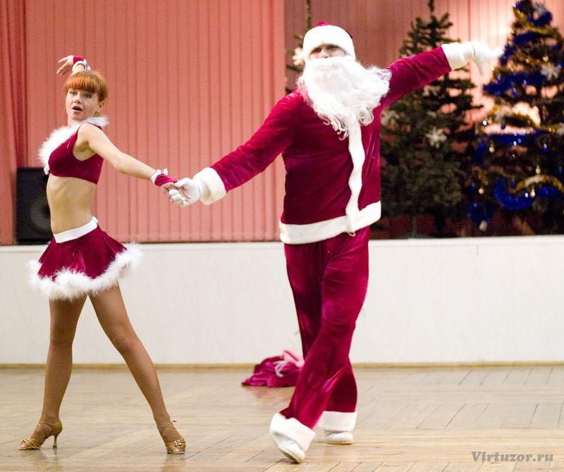 Новогодние картинки с танцами