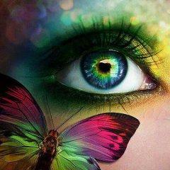 Красивые глазки